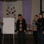 Обучение второго потока Народной Школы Кооперации