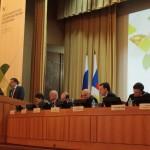 IV съезд сельскохозяйственных кооперативов.