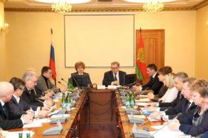 Расширенное заседание президиума координационного совета по АПК