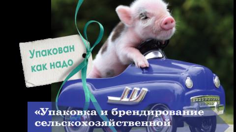 Вебинар «Упаковка и брендирование сельскохозяйственной продукции и услуг»